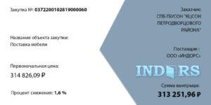 Тендерная студия кейсы отзывы Indors